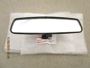 09 - 18 TOYOTA SEQUOIA 4D SUV BASE REAR VIEW MANUAL MIRROR BRAND NEW