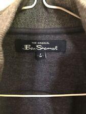 Men's BEN SHERMAN zip up cardigan M vgc