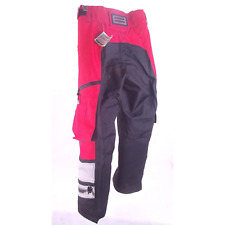 SHIFT RECON RED PANTS - MX ENDURO OFF-ROAD DIRT BIKE MOTOCROSS TROUSERS - RED