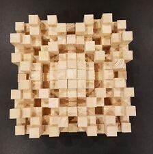 DIY Acoustic Wood QRD Quadratic Skyline Sound Diffuser Treatment Panel Studio 20