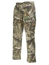 New Mens Realtree Edge Camo Cargo Pants 6 Pockets Water Resistant 40/42 XL