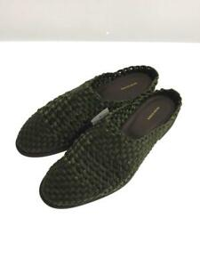 Hender scheme Parallel Nylon Handmesh Mur 5 Shoes As-S-S-Hmm Khaki 5 Sandal