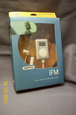 Griffin iFM Radio Remote iPod mini photo 3G 4G