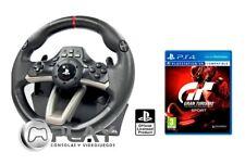 Volante PS4 racing wheel Apex PS4, PS3 (Licencia Oficial Sony) + GT Sport
