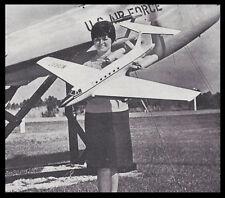 Vintage B.J. Business Jet Sport Plane Twin Plans, Templates, Instructions 60ws
