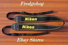 NIKON NECK / SHOULDER STRAP FOR DIGITAL SLR & DSLR CAMERAS 38mm x 1000mm