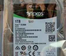 "Seagate 1TB Exos 7E2000 2.5"" 6Gb/s SATA Enterprise Hard Drive HDD - ST1000NX0423"
