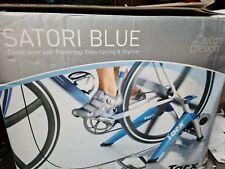 Tacx Satori Smart Turbo Trainer - Blue (T1860) USED ONCE