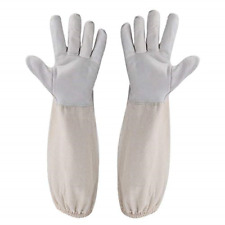 Beesnise Beekeeping Supplies Glovesgoatskin Leather Beekeepers Glove With Long