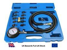 Presión del aceite del motor Prueba Probador Set Kit de aceite bajo los dispositivos de advertencia coche furgoneta LCV Herramienta