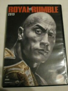 WWE - Royal Rumble 2013 (DVD, 2013)