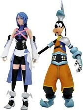 Kingdom Hearts Series 2 Aqua & Goofy (Birth By Sleep) Action Figure 2-Pack