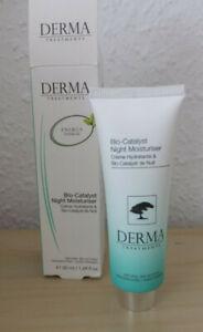 Derma Treatments Organic - Catalyst Night Moisturiser 1.7oz New (50 €/ 3.4oz)