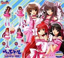 Moe A La Mode Lovely Idol - Lovely Idol - A Different Color 4 Pics Set Figure