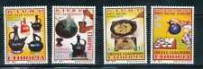 Ethiopia 2011 Coffee Ceremony stamps MNH set