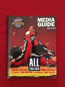 2010 NBA Cleveland Cavaliers playoffs media guide / James finale / O'Neal
