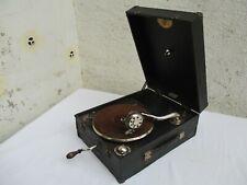 "Ancien gramophone phonographe ""RAYLIA PHONIC"""