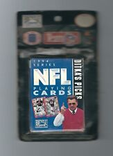 1994 Ditka's Picks NFL Playing Cards Unopened still on card