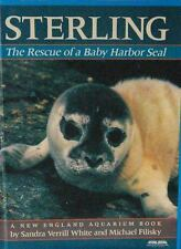 STERLING RESCUE OF A BABY HA S (A New England Aquarium Book)