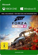 Xbox One / Windows 10 PC - Forza Horizon 4 Spiel Key Digital Download Code DE/EU