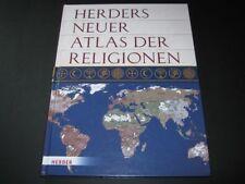 Herders Neuer Atlas der Religionen