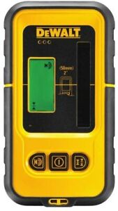 DeWalt receiver / laser detector (for DW088 and DW089, up to 50 meters, easy han