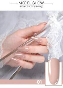 2021 New Cool Nail Polish Nail Art Gel Semi Permanent Top Coat Hot Nail Manicure