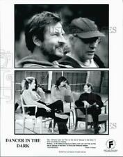 "2000 Press Photo Director Lars von Trier ""Dancer in the Dark"" - DFPG55651"
