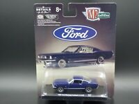 M2 MACHINES 1966 FORD MUSTANG 2+2 GT AUTO DRIVERS R63 19-25 1:64 MODEL CAR