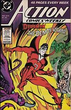 DC Comics! Action Comics Weekly! Issue 610! Featuring Deadman!
