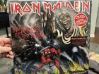 """IRON MAIDEN - THE NUMBER OF THE BEAST 180 GRAM VINYL LP """" NEW, SEALED"""""""