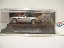 "BMW Z8 ""007"" The world is not enough, 1999, Universal-Hobbies 1:43, OVP"