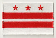 PP-374 Ecusson brodé écusson patche patch drapeau WASHINGTON DC thermocollant