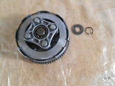 1983 83 HONDA XR80 CLUTCH BASKET + PLATES + GEAR + BEARING XR XL 80