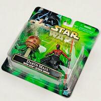 Novo com etiquetas Colecionável Antigo Intex Star Wars Darth Maul Sno tubo flutuador
