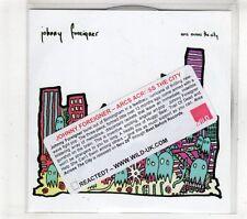 (GT448) Johnny Foreigner, Arcs Across The City - 2007 DJ CD