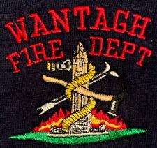Wantagh Fire Department Nassau County Long Island NY SweatShirt Sz M FDNY