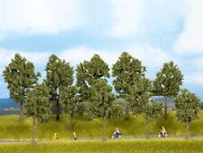 Árboles von Noch H0, TT (24105): 5 árboles de hoja caduca Verano