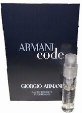 Giorgio Armani Code Pour Homme Eau De Toilette Cologne Sample For Men