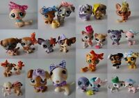 littlest pet shop Lps chien chat renard bébé pingouin furet tigre -Z-