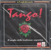 CD 77 GARUA TANGO ENSAMBLE   TANGO  NUOVO SIGILLATO
