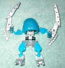 LEGO BIONICLE 8726 DALU GA-MATORAN FEMALE WARRIOR free shipping COMPLETE FIGURE