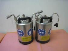 2 Heated solvent tanks Hersteller Thielmann container systems
