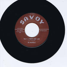 BIG MAYBELLE - THAT'S A PRETTY GOOD LOVE / TELL ME WHO (Monster Rhythm & Blues)