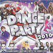 Dance Party 2010  (CD & DVD ' Various Artists)
