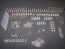 OFNA X3 Sabre Stainless Steel Hex Head Screw Kit 250++ pcs NEW Racing