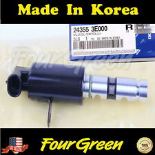 For 07-10 Santa Fe Optima Rondo 2.7L Oil Control Valve Left 24355-3E000⭐