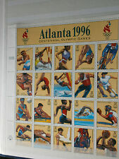 USA.1996 Olympic Games,Atlanta