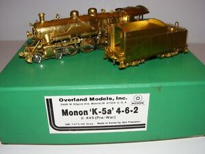 OMI MONON K-5a 4-6-2 #445 PRE WAR VERSION