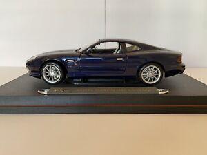 WOW Maisto Premiere Edition 1:18 Aston Martin